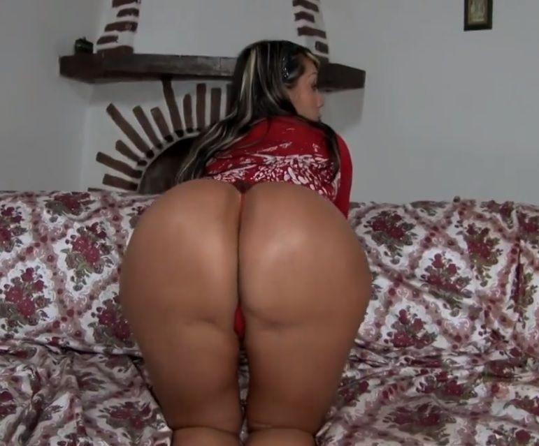 Sandra Leon Colombian Tube Big Ass Porn HD