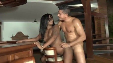 Amanda Mascarenhas negra sexo anal PORN HD