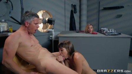 BrazziBots Part 1 Sex Episode PORN HD