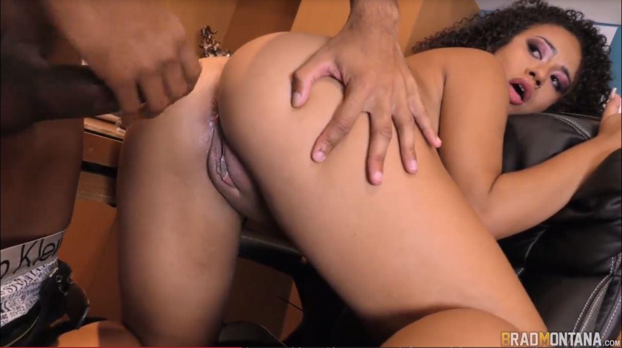 Jessyca Arantes mulata novinha sexo anal PORN HD
